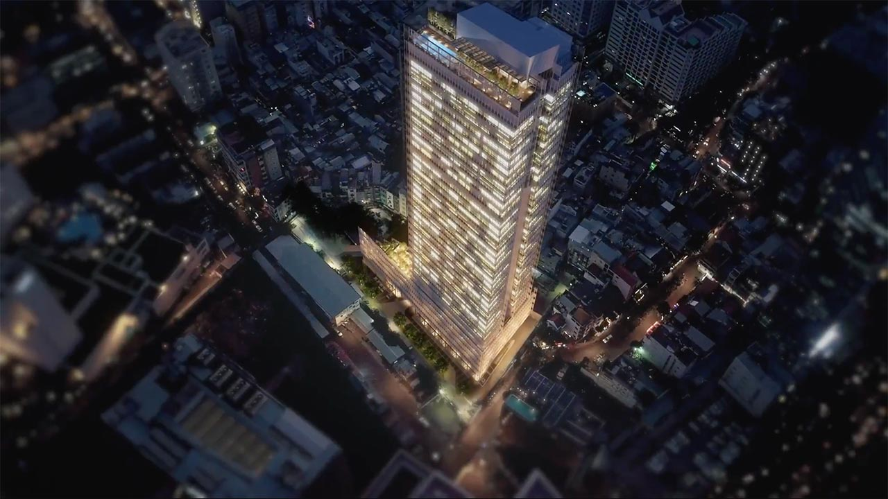 The Vertex Residences Model